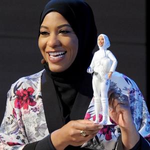 Barbie con Hijab QMode