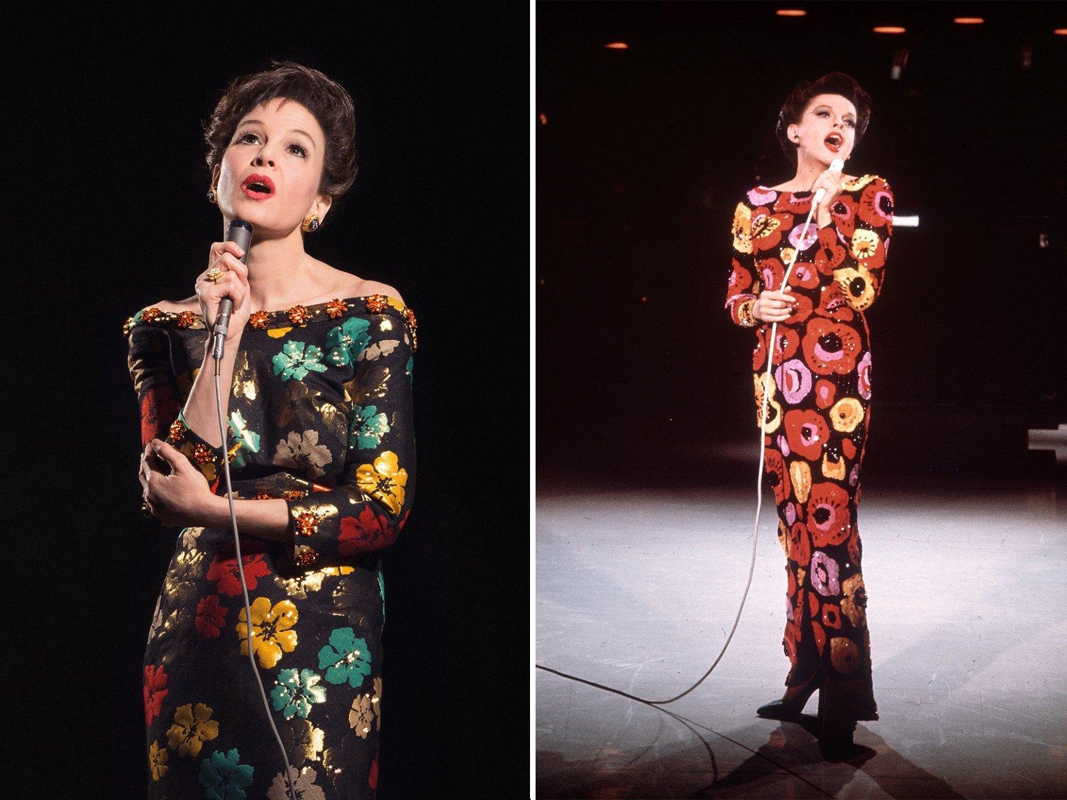 Renée Zellweger es Judy Garland