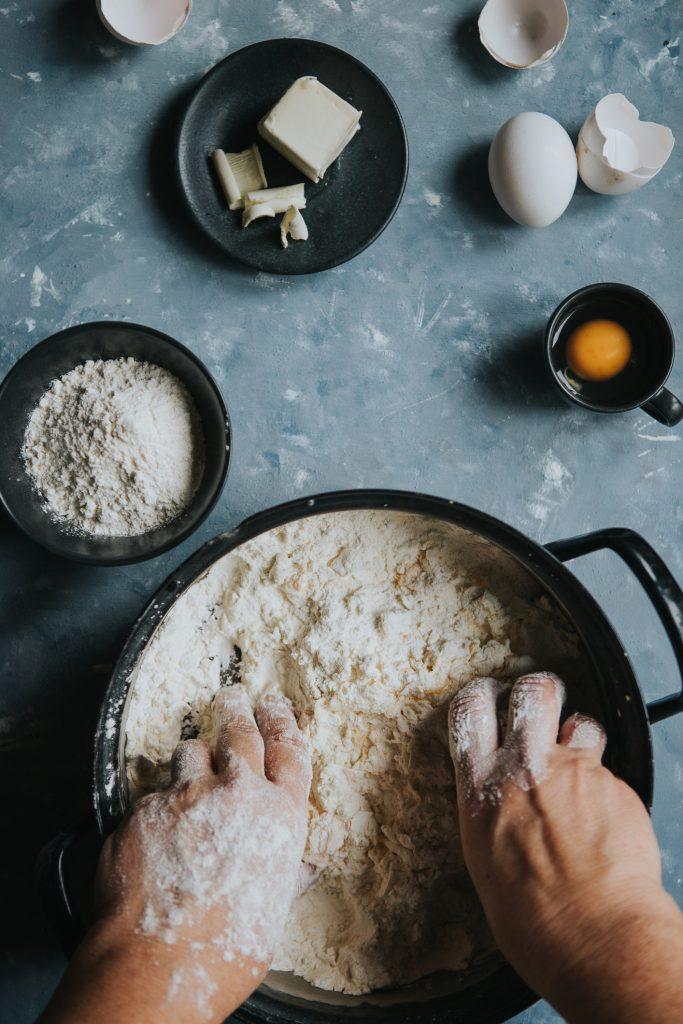Pan casero receta qmode