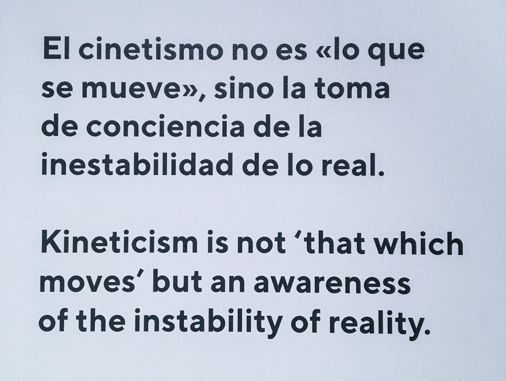cinetismo