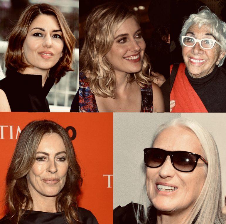Mujeres nominadas a mejor dirección
