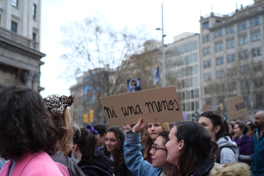 8 de marzo en Barcelona