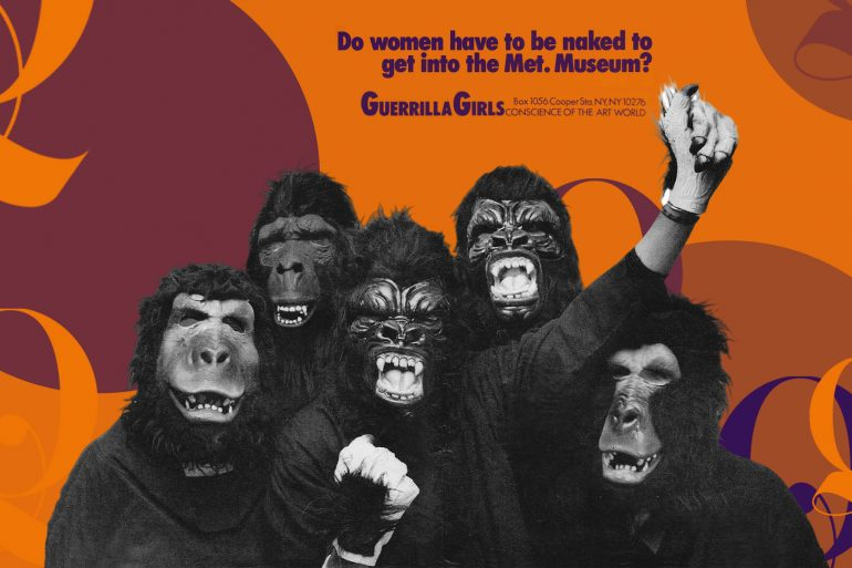 Las Guerrilla Girls QMode