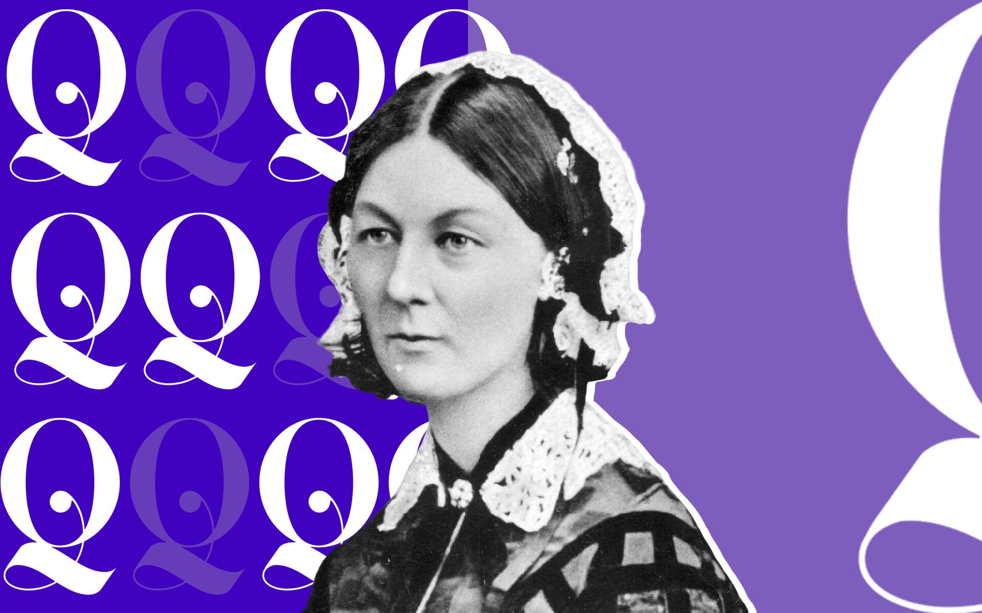 Florence Nightingale Qmode
