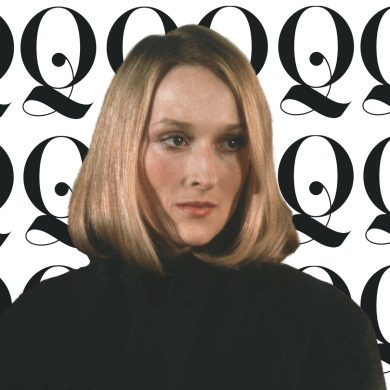 Meryl Streep QMode