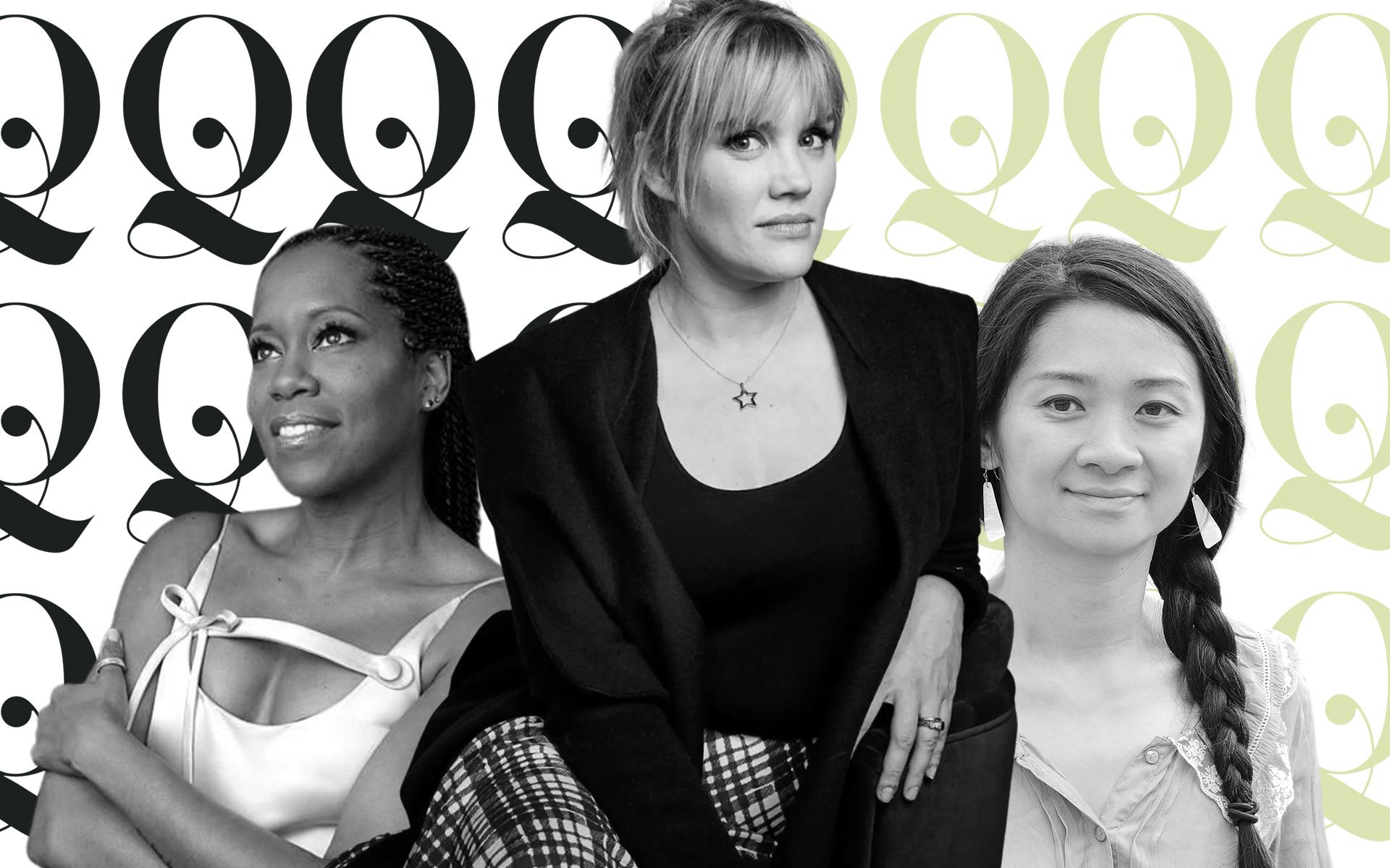Golden Globes QMode