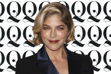 Selma Blair QMode