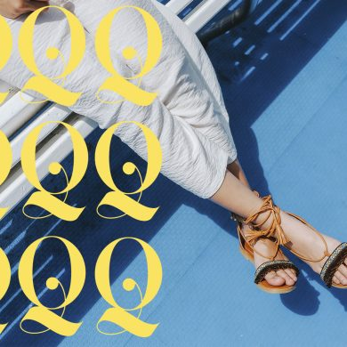 Sandalias de verano qmode