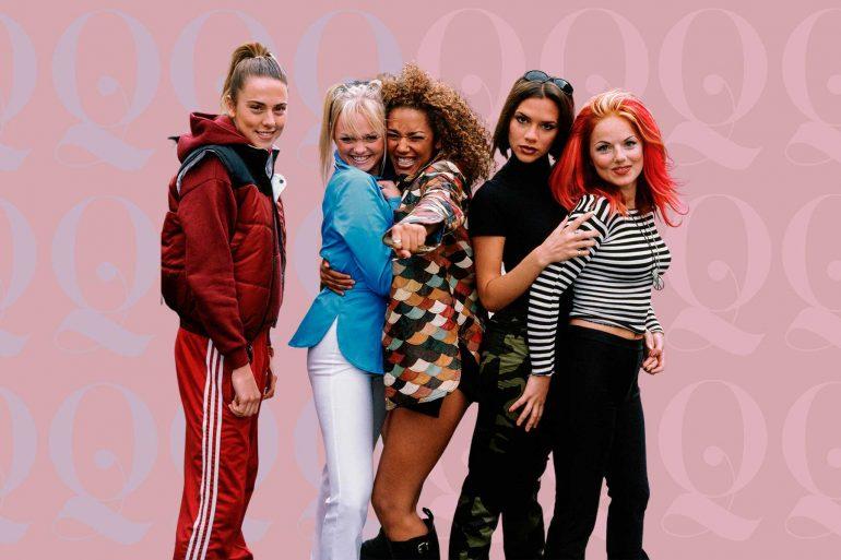 Spice Girls QMode